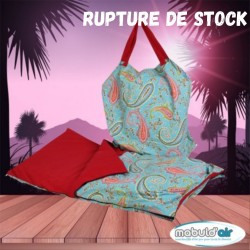 sac couchage Pashmina  laine mouton france